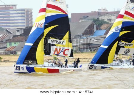 Sailing Racing Competition