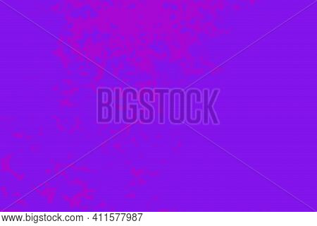 Distressed Spray Grainy Violet Texture. Grunge Dust Messy Background. Dirty Powder Rough Empty Cover