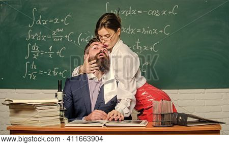 Teaching With Passion. Resist Temptation. Sexual Temptation At Workplace. Victim Of Circumstances. T