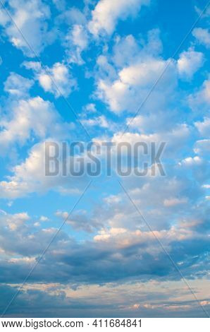 Sunset sky, sky background,picturesque sky,vast sky landscape Sky landscape.Sky background.Dramatic blue sky background,vast sky landscape,sky panoramic scene,sunny sky, sky landscape,sky view