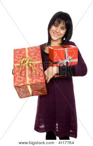 Give Me A Present