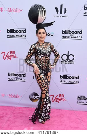 LOS ANGELES - MAY 21:  Z LaLa arrives for  2017 Billboard Music Awards on May 21, 2017 in Las Vegas, NV