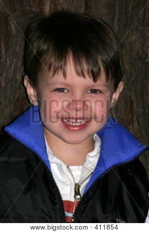 Smiling Toddler (boy)