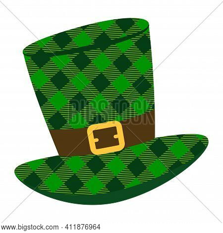 Leprechaun Hat - Funny St Patrick's Day Inspirational Lettering Design For Posters, Flyers, T-shirts