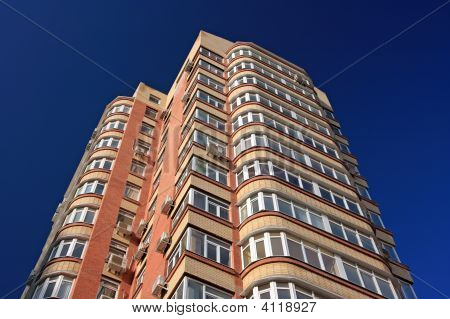 Tall Residental Building