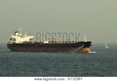 Oil And Gas Industry - Tanker