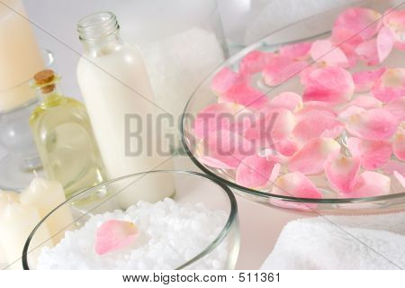 Rose Petal Spa 2