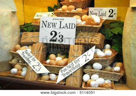 English Eggs