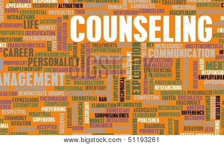 Counseling and Therapy as a Career Concept
