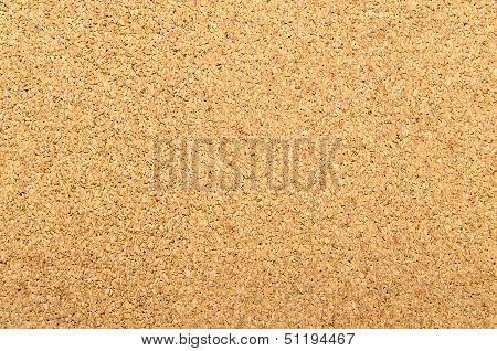 Cork Board  As Texture Background