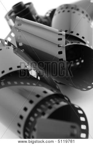 Black And White 35Mm Camera Film