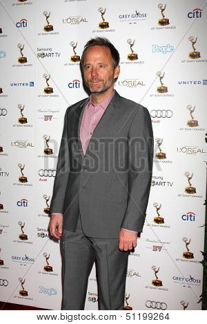 LOS ANGELES - SEP 20:  John Benjamin Hickey at the Emmys Performers Nominee Reception at  Pacific Design Center on September 20, 2013 in West Hollywood, CA