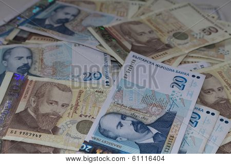 Bulgarian banknotes