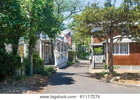 Oak Bluffs Street