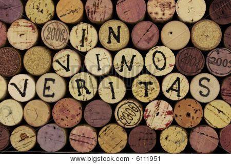 In vino veritas.