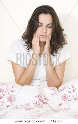 Bed teethache