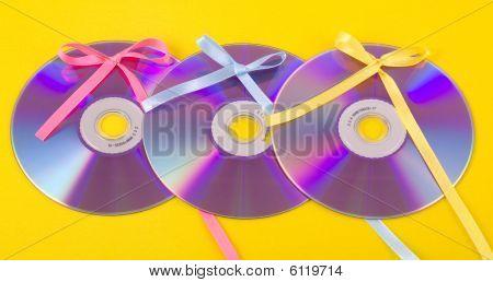 Cd/dvd Gift