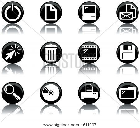 Icons - Computer Set 2