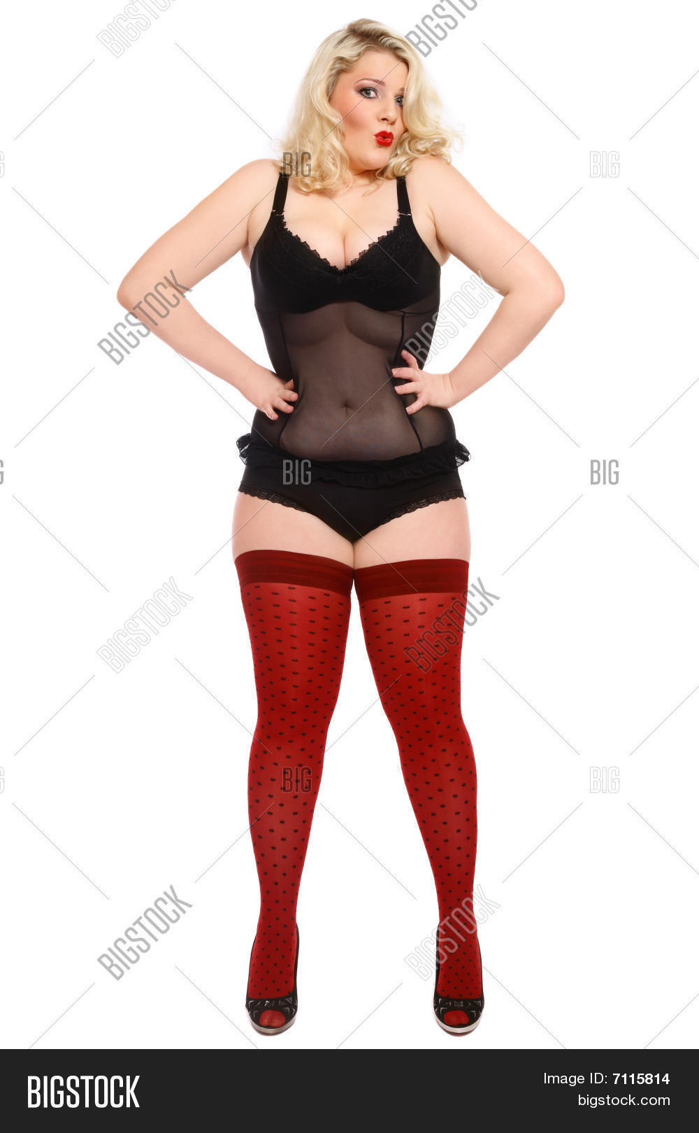 Remarkable, sexy plus size pantyhose models quite