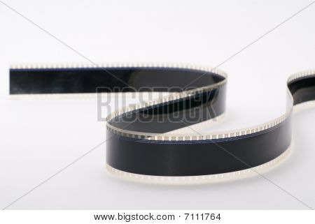 Empty Roll Of Film