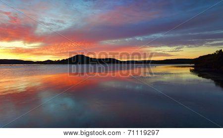 Koolewong Sunrise, Australia