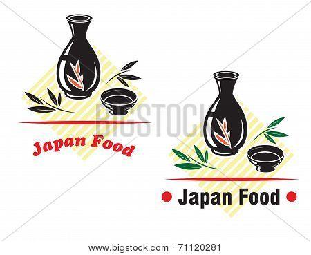 Japan food cuisine