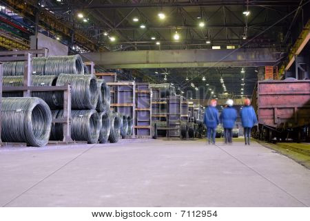 Industrial Storehouse