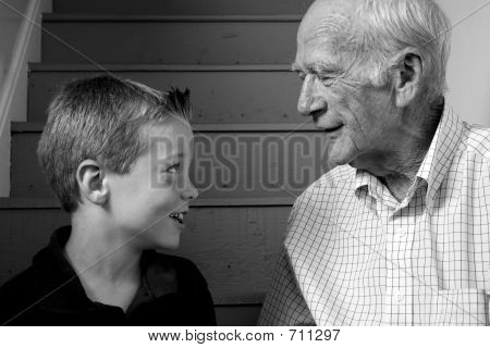 Talking To Grandpa