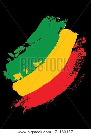reggae colors