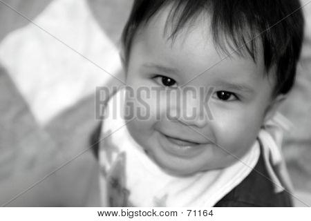 Children - Smiling Baby