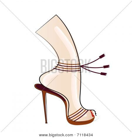 Couture Shoe