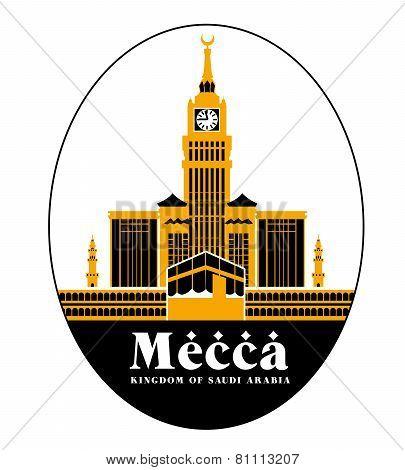 City of Makkah Saudi Arabia Famous Buildings