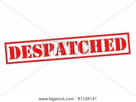 Despatched