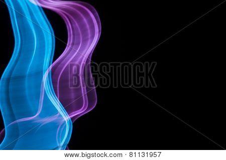Liquid Light and motion