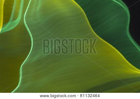 Liquid light green
