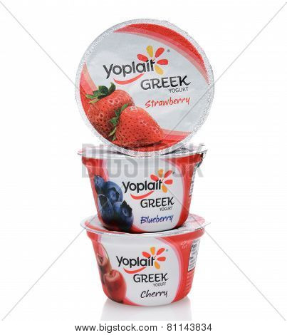 Yoplait Ypgurt Stack