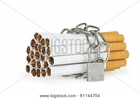 Chained Cigarettes