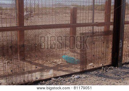 border fence USA Mexico
