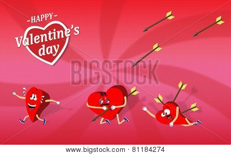 Valentine's Day Cartoon