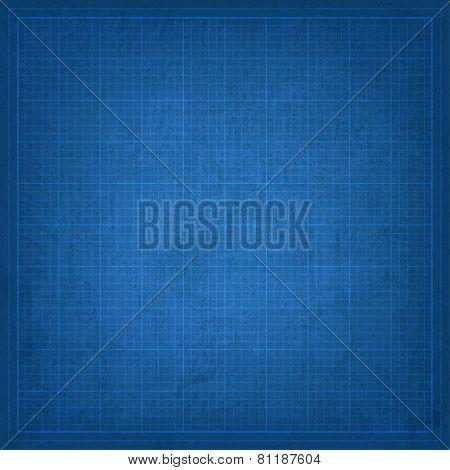 Blueprint old background
