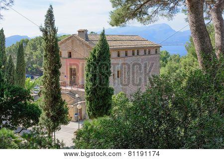 Ermita Victoria In Alcudia