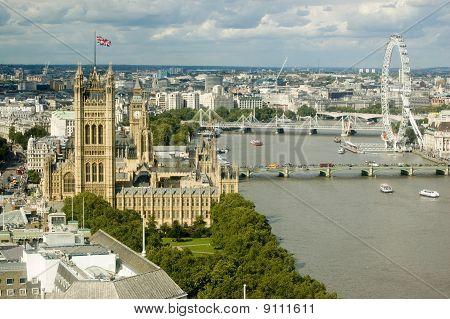 River Thames, Westminster