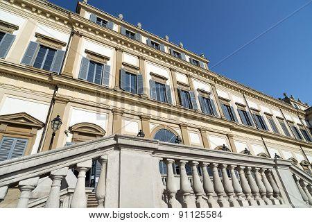 Monza (italy), Villa Reale