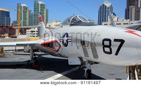 The Grumman F9F/F-9 Cougar