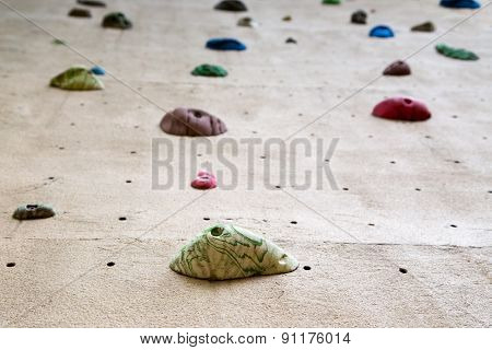Climbing Wall Background