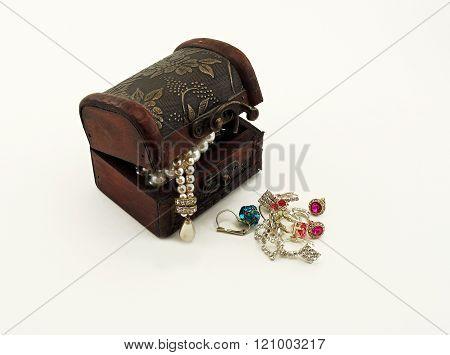 adorned repository pearl bracelet