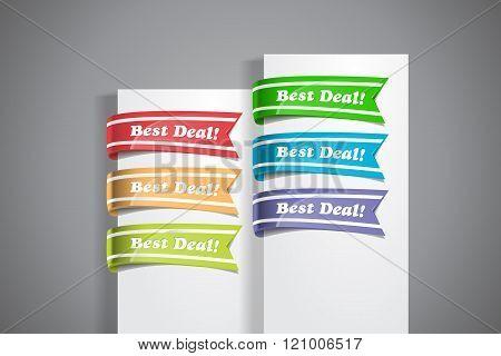 Best Deal Labels