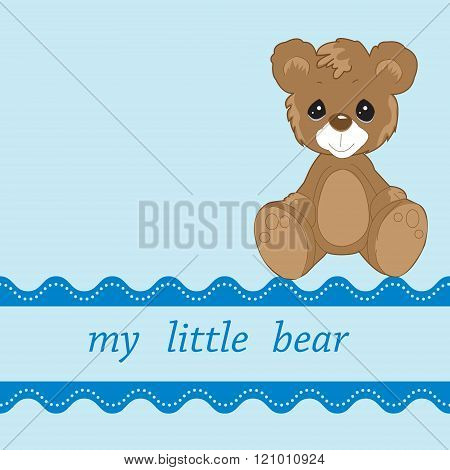 My Little Cute Bear