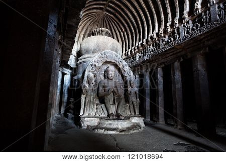 Ellora Caves In India