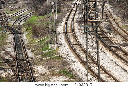Railways and electrical equipment